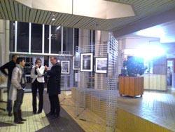 exposition photo collège Laponetie Aurillac