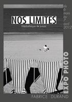 Affiche exposition photo Nos Limites Jussac 2012