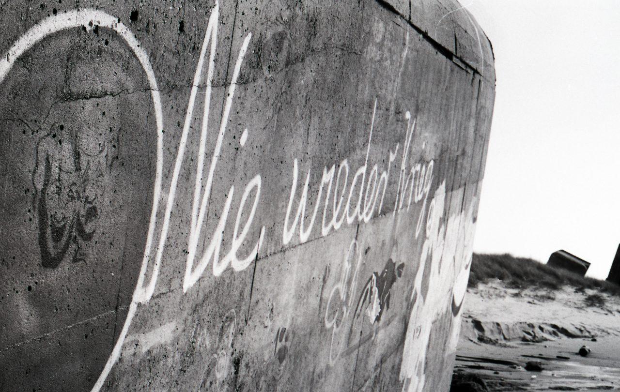 Plus jamais la guerre Blockhaus Montalivet