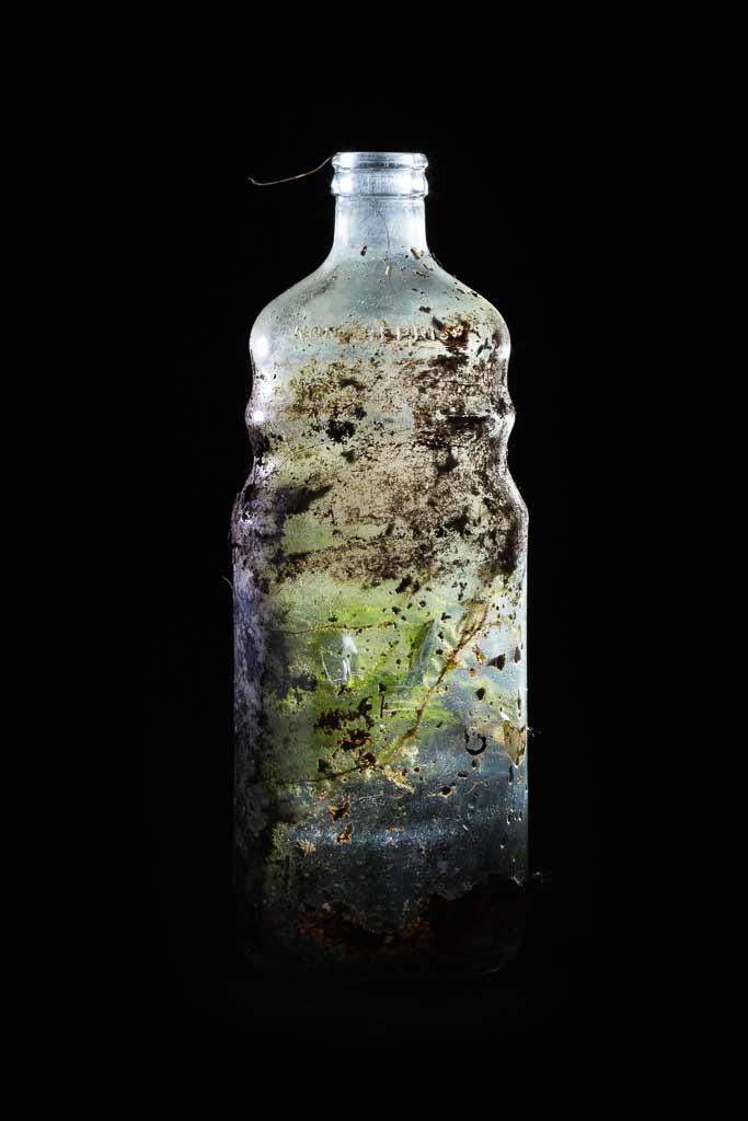 Un monde dans une bouteille
