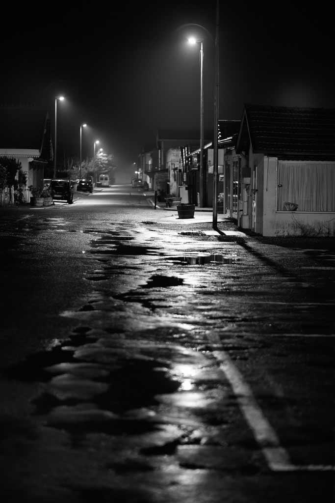 Montalivet la nuit