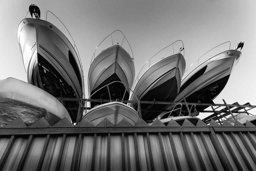 Garage a bateaux Cap d'Agde