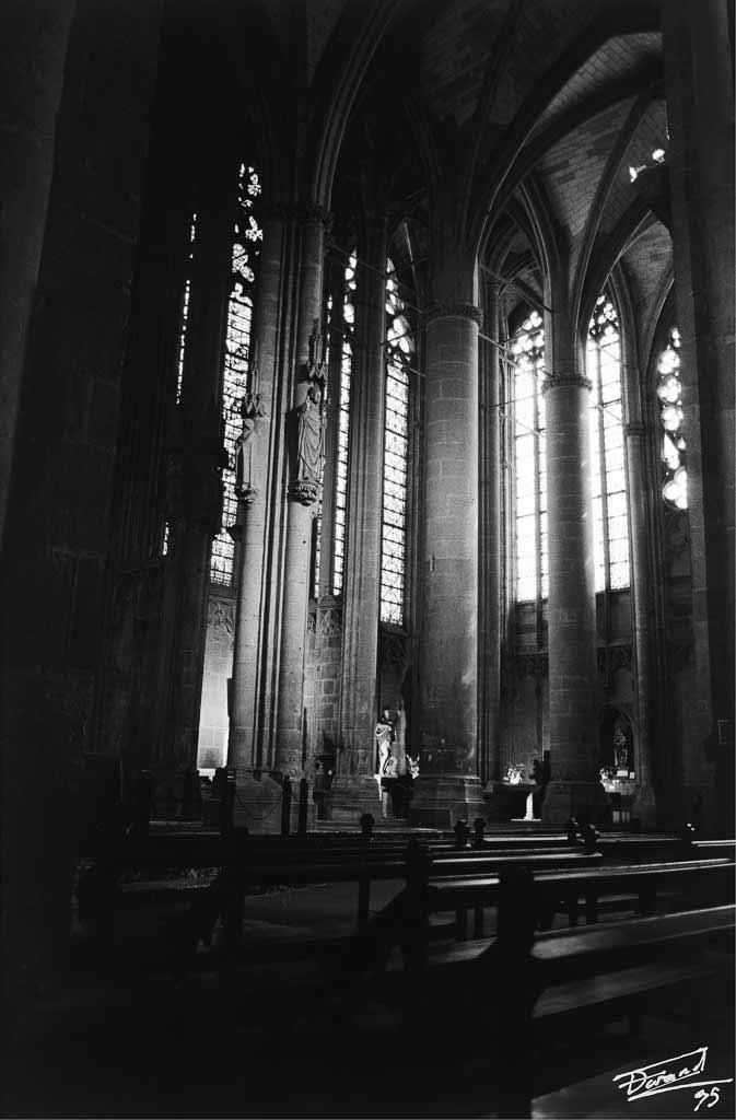 Intérieur Eglise Carcassone